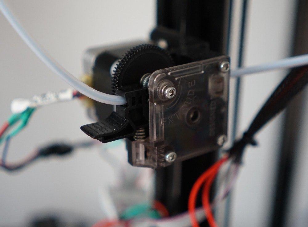 Бюджетный вариант 3D принтера