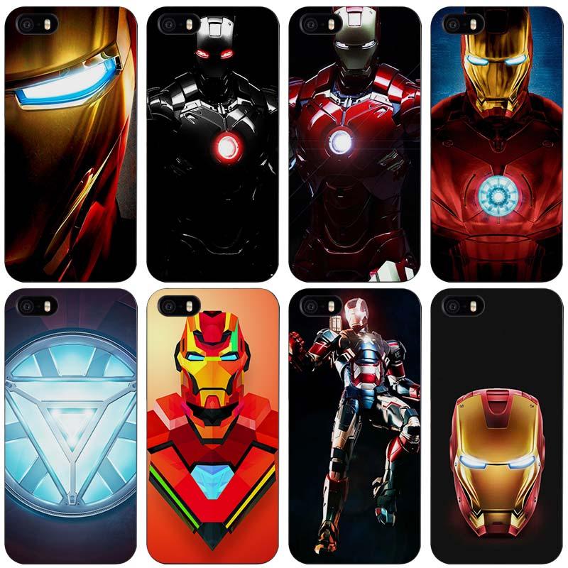 Чехлы для iPhone c Iron Man