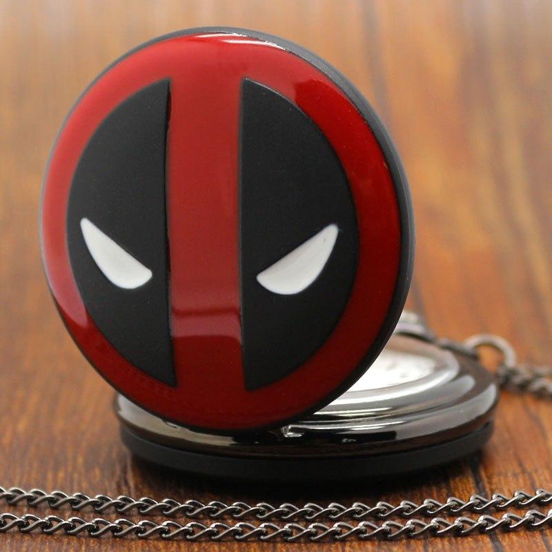 Рубрика Топовый товар с AliExpress - карманные часы в стиле Deadpool