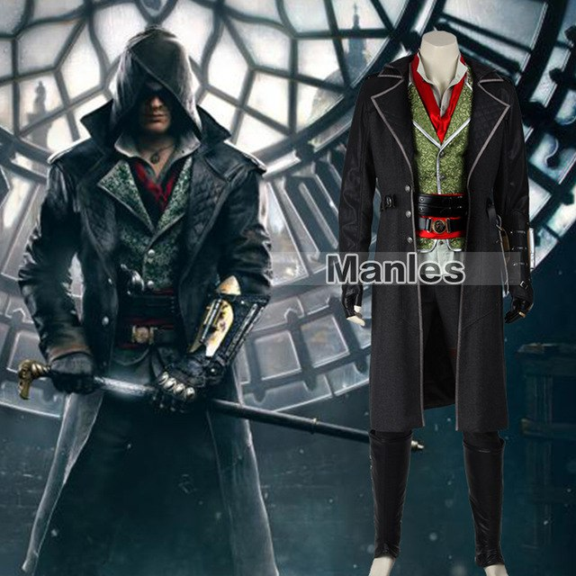 Рубрика Ночной косплей костюм - костюм Assassins Creed