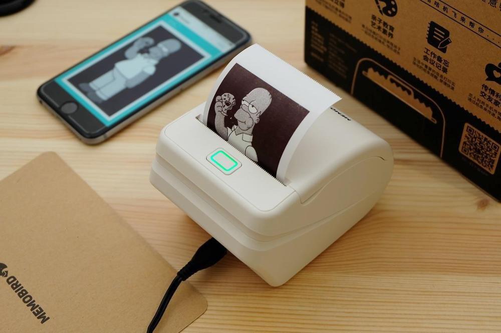 Рубрика Топовый товар с AliExpress - Wi-Fi Термопринтер