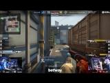 Shroud 1v3 vs NiP @ ESL One Cologne