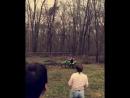 Girl Crashes Dirtbike-Whiskey Throttle Wednesday