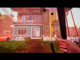 ПЕРЕЕЗЖАЮ ЖИТЬ К СОСЕДУ - Hello Neighbor beta 2 - КРУГОМ БАГИ!