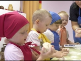 Кулинарные мастера в детском саду