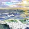 Мастер-класс по акварельной живописи (пейзаж)