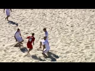 Лучшие голы в пляжном футболе всех времен. Часть 1
