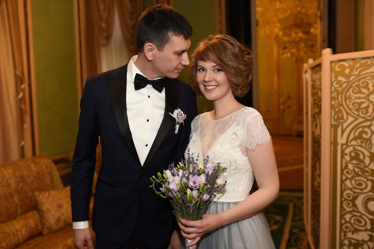 Свадьба Вероники и Али