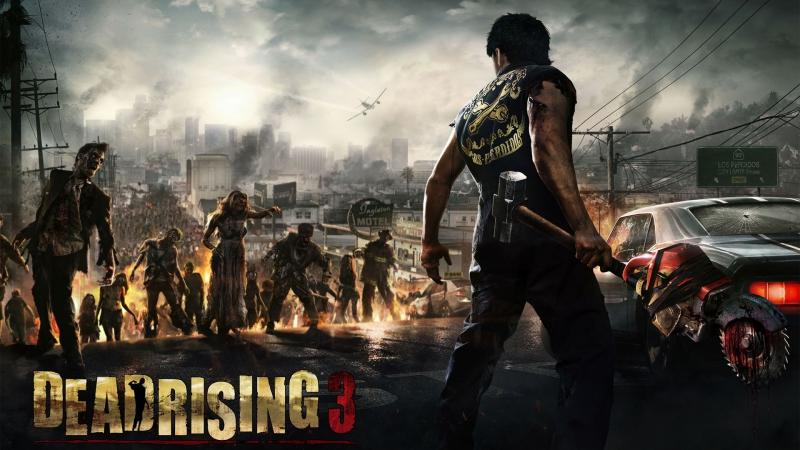Играем в Dead Rising 3 Часть 2