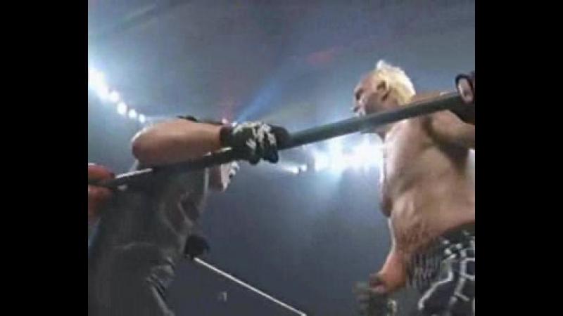 Sting vs Hulk Hogan - WCW Nitro 12-29-97