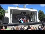 Живая музыка в центре финской столицы