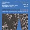 26/11/16 KOTOFEST SOUND NEO IN KIRCHE/ODESSA