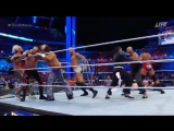 The Hardy Boyz vs Cesaro and Sheamus vs Luke Gallows and Karl Anderson vs Enzo Amore and Big Cass