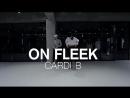 Alive Dance Studio On Fleek - Cardi B / Jiyoung Youn Choreography