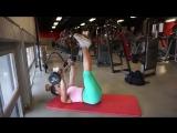 Топ-5 упражнений для девушек