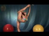 Contortionist Flexible Splits Anya 1