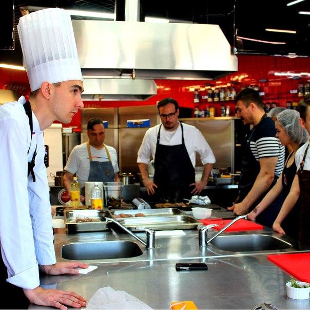 7 июня мы собрали опытных профессионалов кулинарного искусства на особ