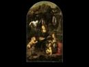 Мост над бездной. Леонардо да Винчи. Святая Анна с Мадонной и младенцем