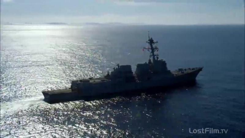 Последний корабль (The Last Ship) - Озвученный трейлер к 1 сезону.