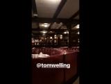 Tom Welling in Lauren Instagram