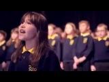 Аллилуйя (Hallelujah) в исполнении девочки аутиста и детей аутистов школьного хора Kill...