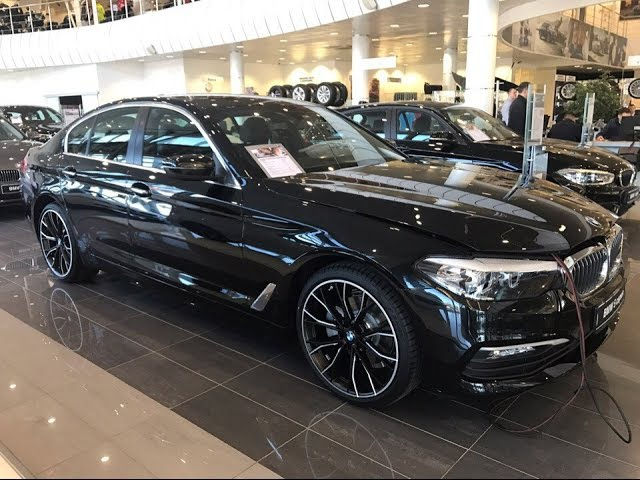 BMW 520 D в кузове G30! Первое впечатление от любимого авто!