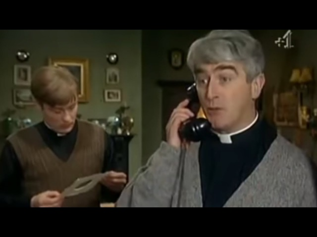 Small, Far Away - The World Of Father Ted (full documentary)