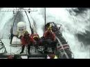 The full force of the Atlantic Volvo Ocean Race 2008 09