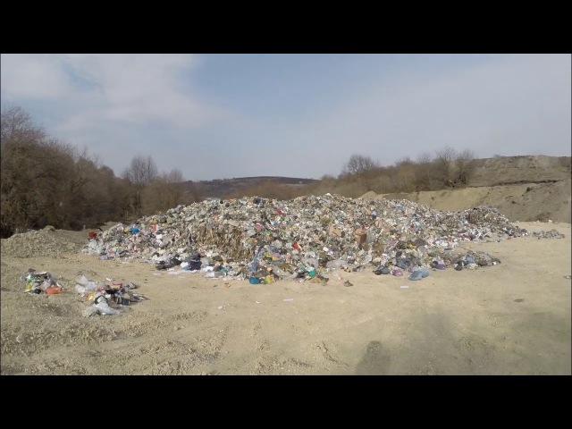 Ликвидация свалки в поселке Чкаловский