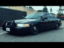Все секреты ПОЛИЦЕЙСКОГО Форда на ПНЕВМЕ! Ford Crown Victoria Police Interceptor обзор и тест-драйв