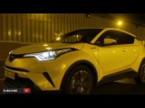 2017 Toyota C-HR Crazy Headlights