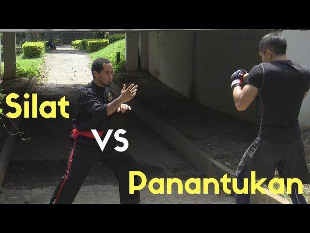 Silat vs Panantukan