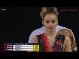 Alina Harnasko Clubs Final EF - EC Budapest 2017