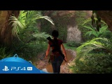 Uncharted: The Lost Legacy | Exclusive Hands-On Gameplay | PS4