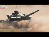 Боевая подготовка танковых экипажей ЛНР