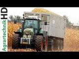 CLAAS JAGUAR 990  Krone Big X 700  Fendt Traktoren  Maish