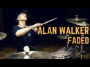 Alan Walker Faded Slushii Remix Matt McGuire Drum Cover