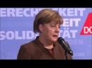 Frau Merkel ist gefährlich und eine wachsende Gefahr für Deutschland