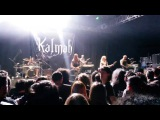 Kalmah - The Black Waltz (Live at 100 Metal Fest Istanbul, 05.03.17)