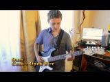 Олег Open Fire solo Соло на электрогитаре