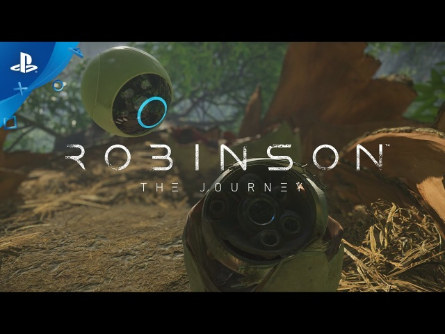 Robinson The Journey - An Adventure Like No Other Launch Trailer   PS VR