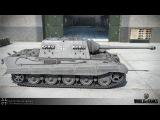 Бой на мастер 8,8 cm Pak 43 Jagdtiger от alexxx20092 MA_D
