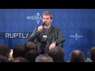 Германия: Ф1 чемпион мира Росберг говорит отношения с Хэмилтоном «всегда будет трудно».