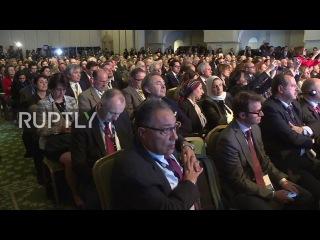 Италия: Джон Керри хвалит Антарктида соглашение с Россией в Риме МЕД 2016.