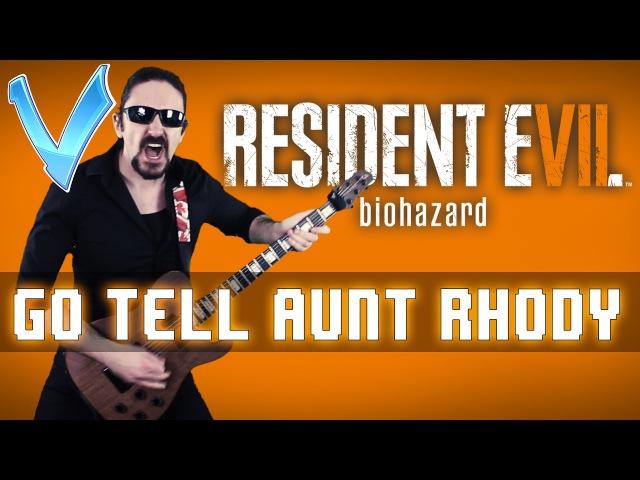 Resident Evil 7 - Go Tell Aunt Rhody Epic Metal Cover (Little V)