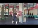 Тренировка щипка (толщина 25кг дисков - 60mm). Pinch training. Plate`s width - 60mm.