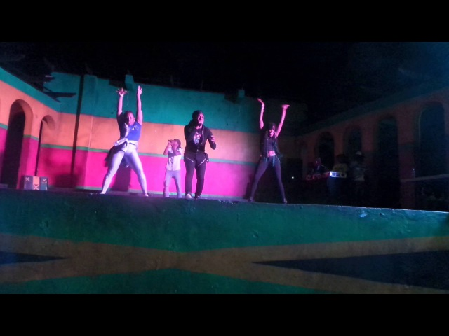 GMAC - WIKKID WINE (Live Performance) at DanceJa Talent Pree