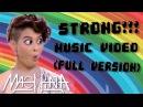 MACHINA -「STRONG!!! 」feat. ลูกเกด เมทินี (Official Video)