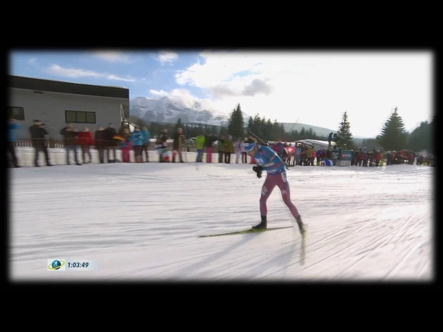 BIATHLON/БИАТЛОН The World Championship in Hochfilzen season 2016-2017