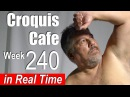 Croquis Cafe: Figure Drawing Resource No. 240